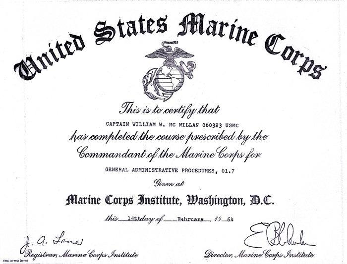 marine net course answers